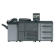 柯尼卡美能达 bizhub pro 951(自动输稿器+排纸处理器+鞍式装订器+封面插入器+大容量纸仓)产品图片主图