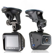 和义通 802 汽车用品前后 行车记录仪 双镜头高清1080P夜视车载迷你一体机 标配8G高速卡