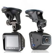 和义通 802 汽车用品前后 行车记录仪 双镜头高清1080P夜视车载迷你一体机 标配32G高速卡