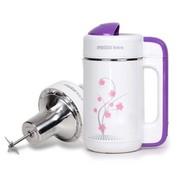 美斯特 DJ08B-W15QG迷你小容量豆浆机全自动0.6L 紫色
