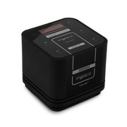 飞锐 Cute cube2 高端礼品迷你共振音箱 震动电视播放器插卡共振音响低音炮 雅致黑