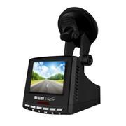 黑金刚 HKG 行车记录仪电子狗 流动固定测速 高清广角记录仪 GPS轨迹P4Z 不含内存卡