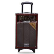 新科 天籁2号B 10寸广场舞拉杆音响 大功率户外移动音箱