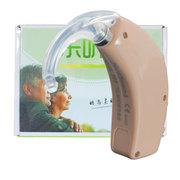 新声 耳背式助听器老年人无线乐听VIVO103 助听器(套餐二)