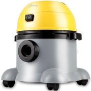 美的 T3-L101B 家用商用1400W大吸力干湿两用桶式吸尘器