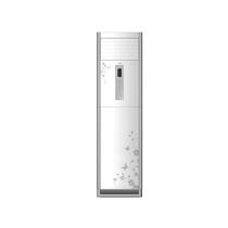 志高 KFR-72LW/N33+N3 3匹柜式冷暖空调(白色)产品图片主图