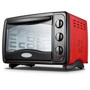 忠臣 LO-18S 18升专业家用电烤箱 镀铝内胆 靓丽中国红