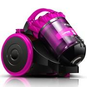德尔玛 DX188E 真空吸尘器 家用静音 终身无耗材 高效除螨