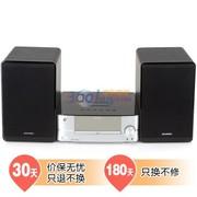 山水 MC-1508D2 DVD迷你音响组合(黑色)