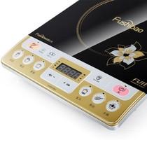 富士宝 IH-MP2159C 按键式电磁炉送汤锅+炒锅产品图片主图