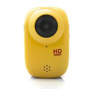 一航达 FX7行车记录仪 高清防水外壳运动DV 1080p 黄色 官方标配