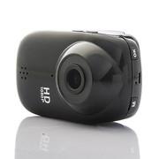 一航达 FX7行车记录仪 高清防水外壳运动DV 1080p 黑色 官方标配+8G卡