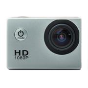 一航达 F99行车记录仪 高清防水外壳运动DV多功能数码摄像机 1080p 银色 官方标配+16G卡