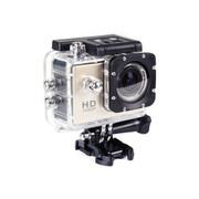 一航达 F99行车记录仪 高清防水外壳运动DV多功能数码摄像机 1080p 灰色 官方标配+4G卡