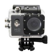 一航达 F99行车记录仪 高清防水外壳运动DV多功能数码摄像机 1080p 黑色 官方标配