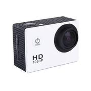 一航达 F99行车记录仪 高清防水外壳运动DV多功能数码摄像机 1080p 白色 官方标配+16G卡