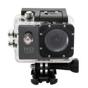 一航达 F99行车记录仪 高清防水外壳运动DV多功能数码摄像机 1080p 黑色 官方标配+32G卡