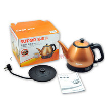 苏泊尔 茶壶系列 电水壶 蒸汽保护 干烧保护 断电保护 08K3-150产品图片主图
