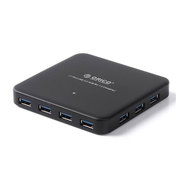 ORICO U3BCH7 7口USB3.0 HUB集线器 (带电源 BC1.2)