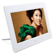 乐士利雅 DPF-A10  10.1寸数码相框高清电子相册电子相框遥控看高清照片 白色