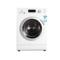 三洋 DG-F7026BWN 7公斤全自动滚筒洗衣机(亮银色)产品图片1