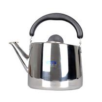 海科特 不锈钢烧水壶斜口壶开水壶电磁炉通用热水壶HXK040H 5L产品图片主图