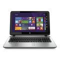 惠普 ENVY15-k031TX(E15) 15.6英寸笔记本(i7-4510U/8G/1T/GTX850M/摄像头/WIN8/银色)