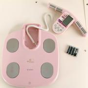欧姆龙 体重身体脂肪测量器 脂肪仪 V-BODY HBF-356