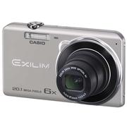 卡西欧 EX-ZS35/890SR(银色)(2010万像素/6倍光学变焦)