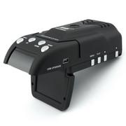 瑞臺雷达眼 VP9000 行车记录仪+固定测速+流动测速一体机 双屛双显示轨迹回放 黑色 官方标配+32G高速卡