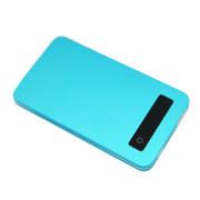 盈之宝(YZB) 超薄便携带4000mAh聚合物移动电源 移动电源厂家定制 蓝色