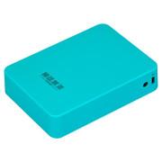 宫廷名派(GONTMIEP) B360手机移动电源 手机通用充电宝 标准10000毫安 浅蓝色