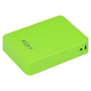 宫廷名派(GONTMIEP) B360手机移动电源 手机通用充电宝 标准10000毫安 草绿色