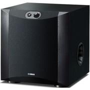 YAMAHA NS-SW200 家庭影院低音炮 有源重低音音箱(8寸/130W)黑色