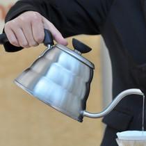 HARIO -日本原装进口 经典细口咖啡手冲壶 VKB-100HSV产品图片主图