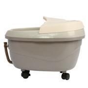 其他 荣泰(RONGTAI)RT3332安全防漏电足浴盆洗脚盆泡脚盆全自动滚轮按摩足浴器