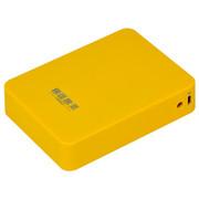 宫廷名派(GONTMIEP) B360手机移动电源 手机通用充电宝 标准10000毫安 橙色