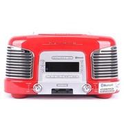 TEAC 日本第一音响  SL-D930 复古台式音箱(红色)