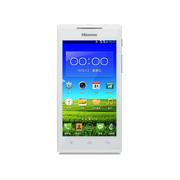 海信 EG936D 电信3G手机(晴雪白)CDMA2000/GSM双卡双待单通非合约机