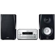 YAMAHA MCR-N560 迷你音响 CD网络播放机音箱组合套装(播放机CRX-N560)银色