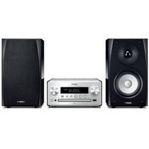 YAMAHA MCR-N560 迷你音响 CD网络播放机音箱组合套装(播放机CRX-N560)银色产品图片主图