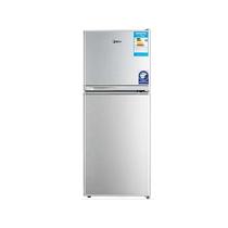 韩电 BCD-118DG 118升双门冰箱(横拉丝)产品图片主图