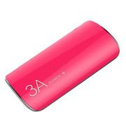 Lassie 三星小米智能手机通用充电宝聚合物电芯 玫瑰红