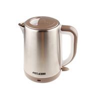 爱仕达 ASD 1.2L不锈钢电热水壶 烧水壶 AW-1237ZP