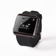 喜越 U系列U2S 智能手环 穿戴式蓝牙腕表手表 手机伴侣 三星/苹果智能手表 普通版黑色