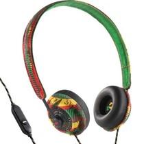 马利 EM-JH041-RA Harambe 系列头戴式手机耳机 花色红产品图片主图