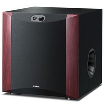 YAMAHA NS-SW300 家庭影院低音炮 有源重低音音箱(10英寸/250W)红色产品图片主图