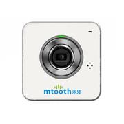 米牙 WIFI 云眼wifi行车记录仪 韩国同步 大陆首发手机无线播放记录仪 白色 官方标配+16G高速卡