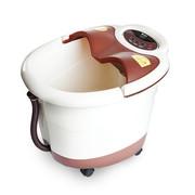 索科 足浴盆 全自动洗脚盆 电动按摩恒温加热泡脚深桶足浴器 SK-816B-1自助版