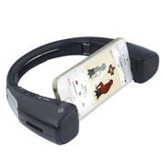 咔哟 斗士HEROMINI4.0蓝牙音箱迷你平板手机蓝牙音响NFC自动配对带语音提示蓝牙音响 黑色